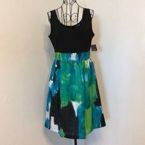 NWT Ellen Tracy Dress Size 8